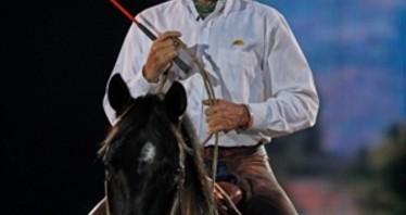 Pat Parelli auf der Equitana 2011