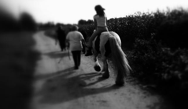 Kinder und Horsemanship