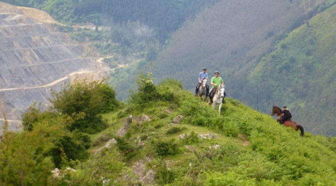 das Baskenland – Ritte in den Bergen